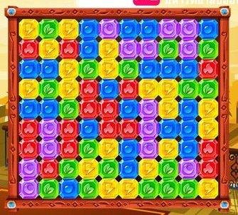 แนะนำ Diamond Dash เกมส์เพชรสีมหาสนุกบน Facebook