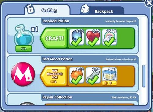 The Sims Social ตอนที่ 13 Craft ไอเทมวิเศษ
