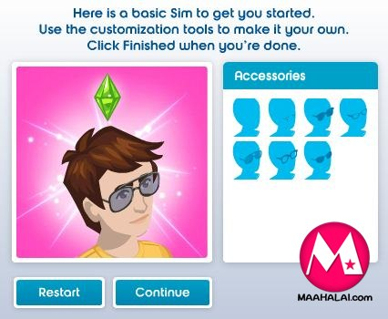  simifyapp  Sims  Maahalai 