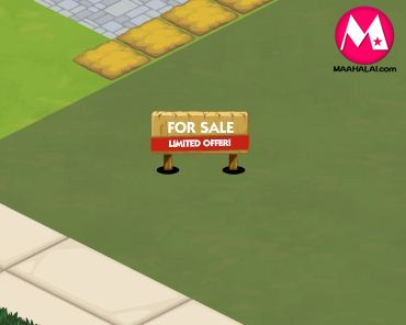 The Sims Social ตอนที่ 21 ซื้อที่ดิน