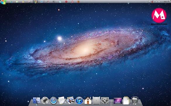 แปลงโฉม Windows 7 ให้กลายเป็น Mac ด้วยโปรแกรม Lion UX Pack