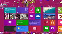สัมผัส Windows 8 ตัวเต็ม และจอสัมผัส
