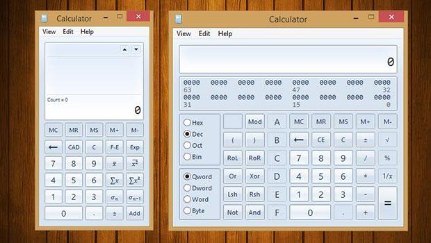 Windows 8 [ตอนที่ 22] เรียกใช้เครื่องคิดเลขบนหน้า Desktop