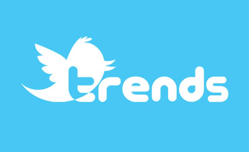 ความเข้าใจผิด ของการติดเทรนด์โลกใน Twitter