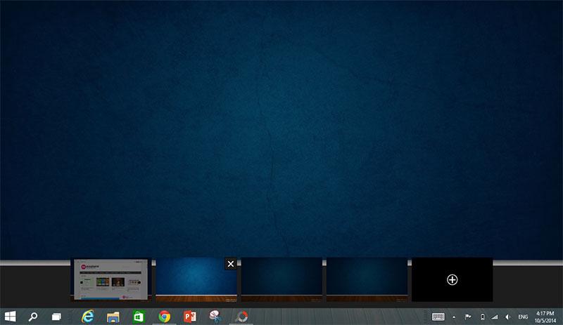 วิธีทำงานแบบหลายหน้าจอ ฟีเจอร์ใหม่ของ Windows 10