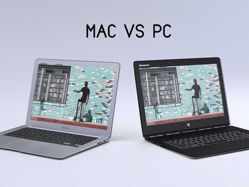 มาลองวิเคราะห์ คุณเหมาะกับโน๊ตบุ๊คระบบ Windows หรือ Macbook ?