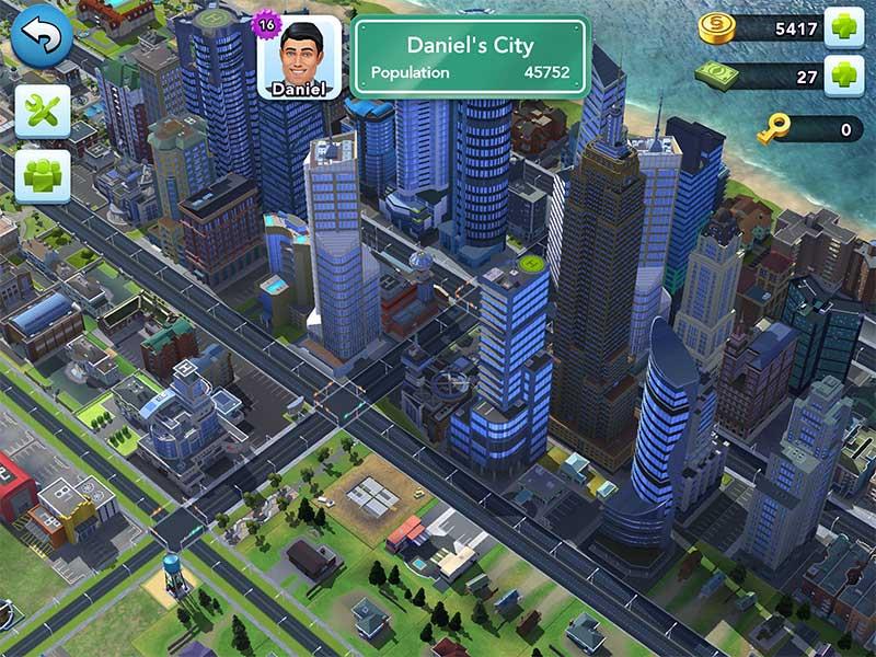 รีวิว SimCity BuildIt สุดยอดเกมสร้างเมือง เล่นฟรีบน iOS และ Android