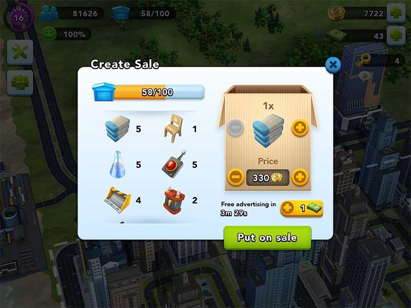 5 วิธี หาเงินในเกม SimCity Buildit