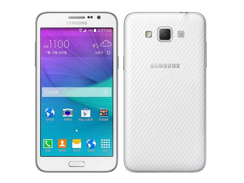 Samsung เปิดตัว Galaxy Grand Max เซลฟี่ตัวพ่อ