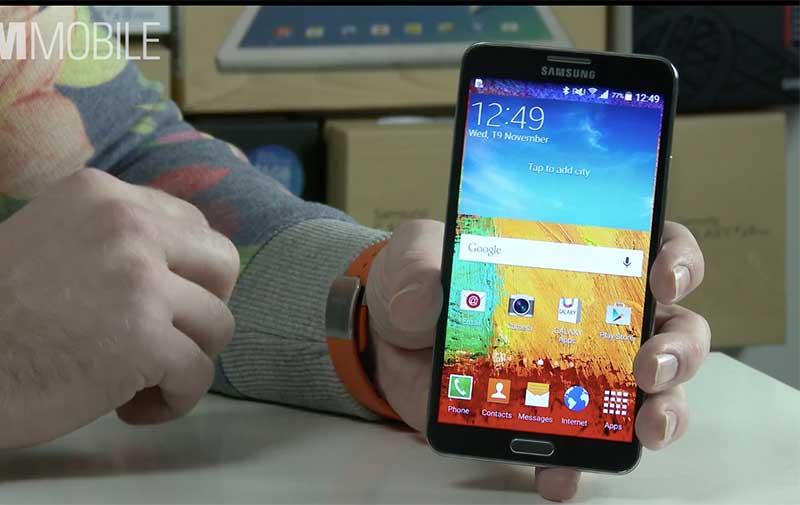 ผู้ใช้ Galaxy Note 3 เตรียมเฮ ซัมซุงเริ่มปล่อยอัพเดท Android 5.0 ในรัสเซีย