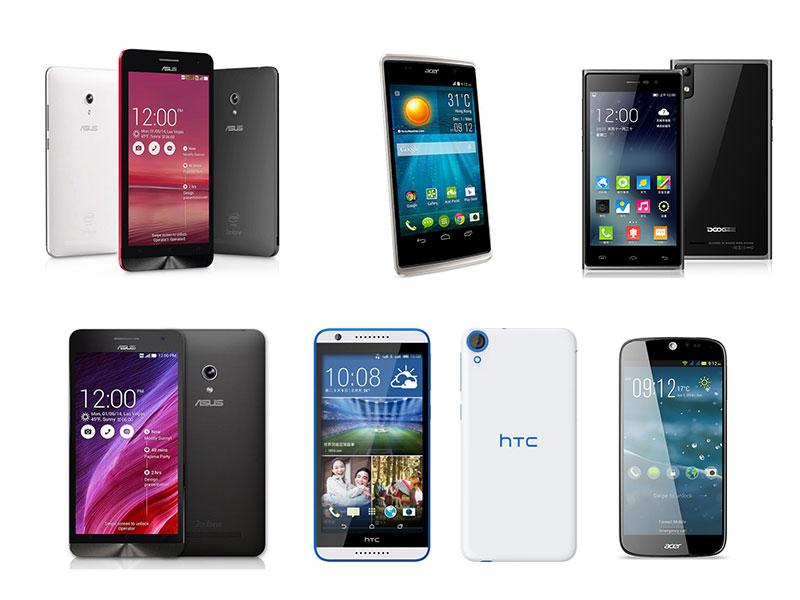 แนะนำ 7 สมาร์ทโฟน Android ที่มีแรม 2 GB แต่ราคาต่ำกว่าหมื่นบาท