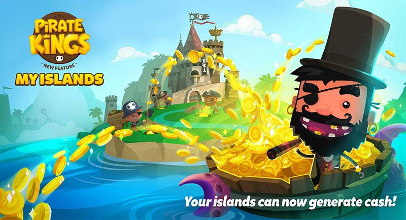 วิธีบล็อกเกม Pirate Kings บน Facebook