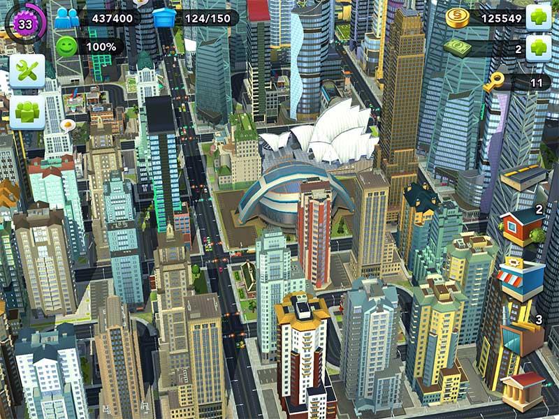 รีวิว 62 วัน กับการเล่น Simcity Buildit