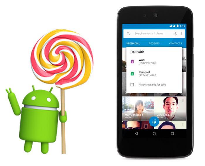 Android 5.1 Lollipop เปิดให้อัพเดทแล้ว พร้อมระบบล็อคเครื่องหากมือถือหาย