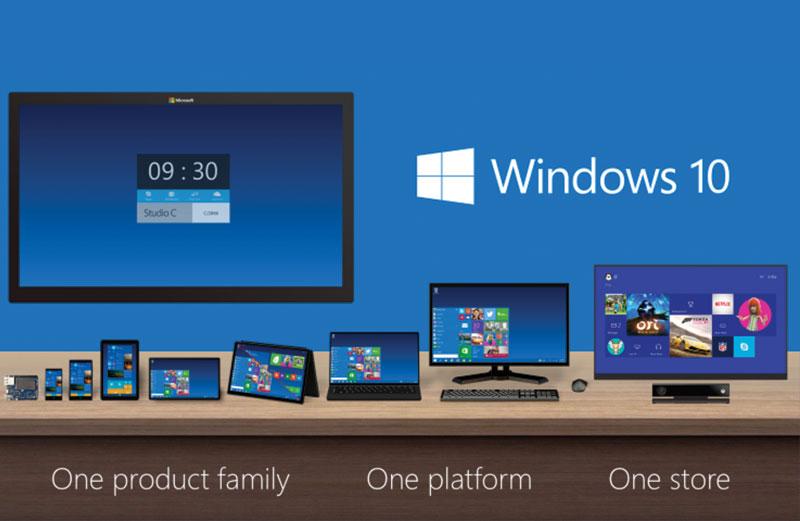 เฮกันทั้งโลก Windows เถื่อนเตรียมอัพเกรดเป็น Windows 10 แท้ ได้ฟรี
