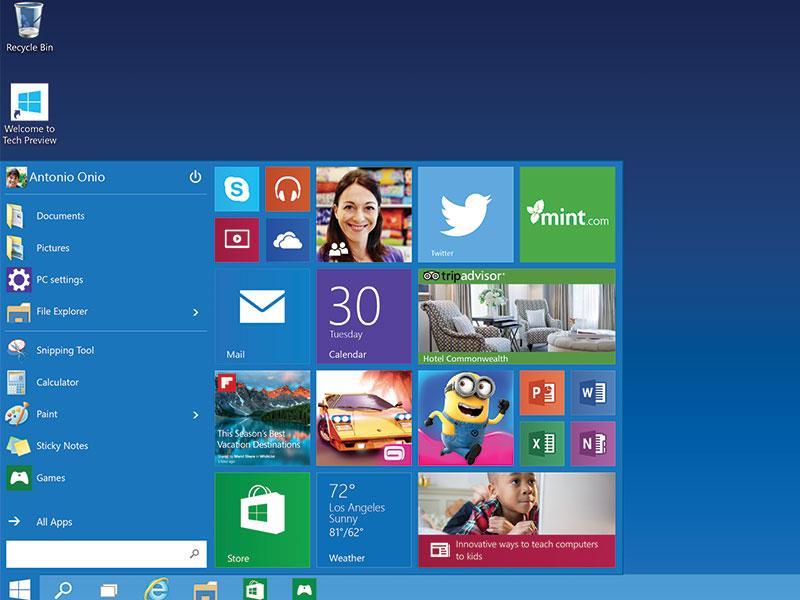 ไมโครซอฟท์เผย ผู้ใช้ของเถื่อนอัพ Windows 10 ได้ แต่จะมีข้อจำกัด