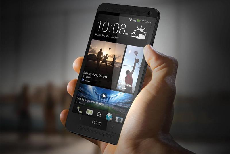 HTC One M7 ถูกลอยแพเรียบร้อย