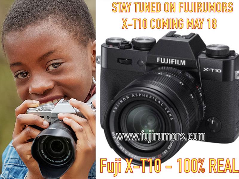 [ข่าวลือ] หรือนี่จะเป็นสเปคกล้อง FujiFilm X-T10