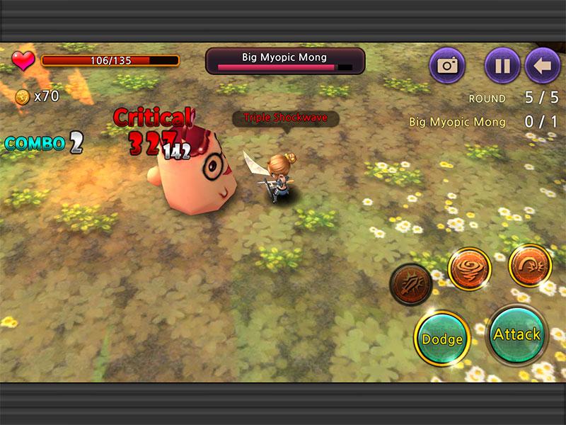 รีวิว Demong Hunter! เกมแนว Action RPG โหลดฟรีบน iOS และ Android