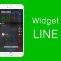 line-widget-iphone