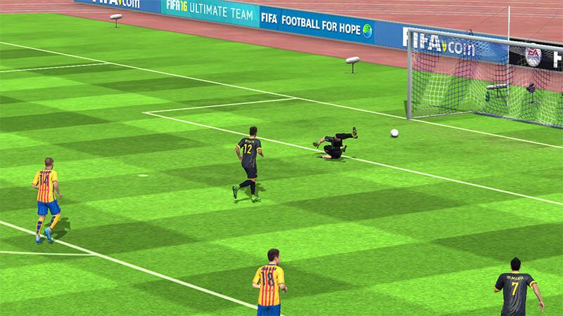 รีวิวเกม FIFA 16 Ultimate Team สุดยอดเกมฟุตบอลออนไลน์