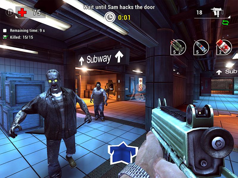 รีวิวเกม UNKILLED ภารกิจปราบฝูงซอมบี้ถล่มเมือง ฟรีสำหรับ iOS และ Android