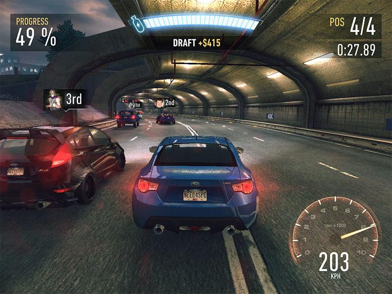 รีวิวเกม Need for Speed™ No Limits เกมแข่งรถภาคใหม่จาก EA