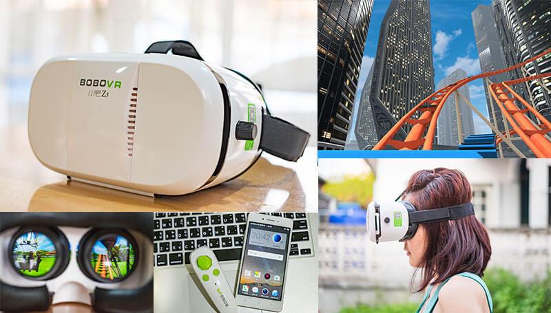 รีวิวแว่น BOBO VR Z3 เปิดโลกเสมือนจริง พร้อมดูหนัง 3D ได้ ในราคา 799 บาท