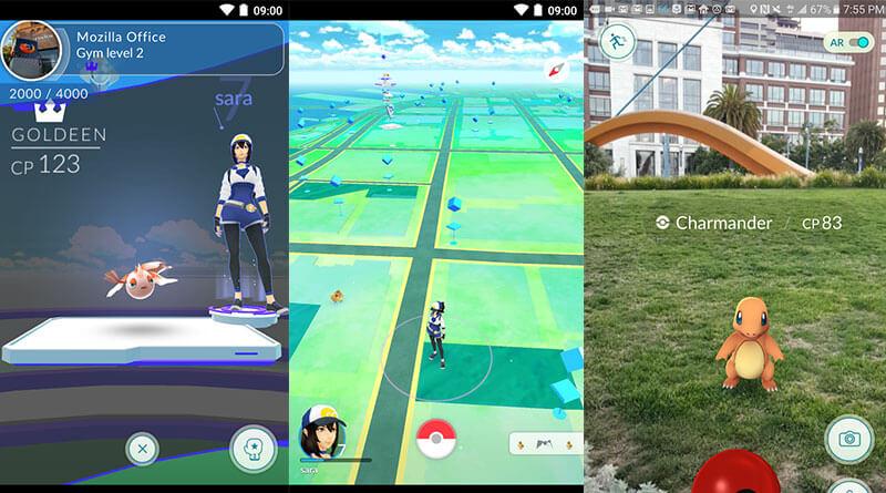 Pokémon GO เกมที่สาวกทั้งโลกรอคอย เปิดให้เล่นในต่างประเทศแล้ว