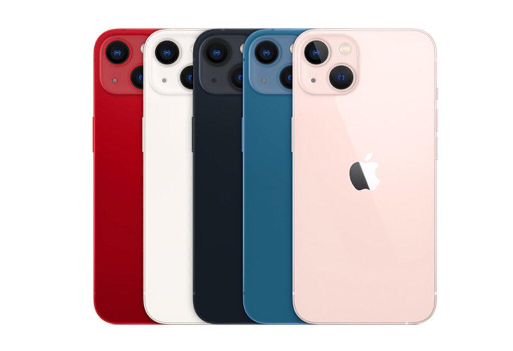 เปิดตัว iPhone 13, 13 mini ชิพแรง กล้องโปร ราคา 25,900 บาท